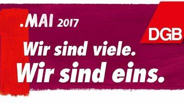 1. Mai 2017 Logo