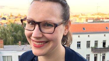 Jugendsekretärin Ulrike Lorenz