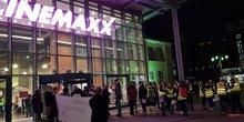 Die Kinomitarbeiter*innen im Cinemaxx Göttingen streiken für existenzsichernde Einkommen.
