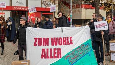 Proteste gegen Befristungswahnsinn an niedersächsischen Universitäten