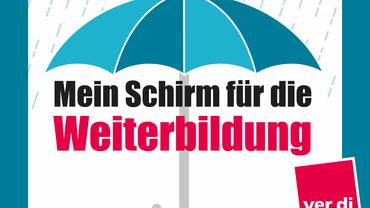 Mein Schirm für die Weiterbildung!