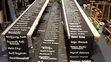 Opfer rechter Gewalt haben Namen und Geschichten